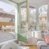 Luxury-Apartment-Barcelona-Ope-door-to-terrace