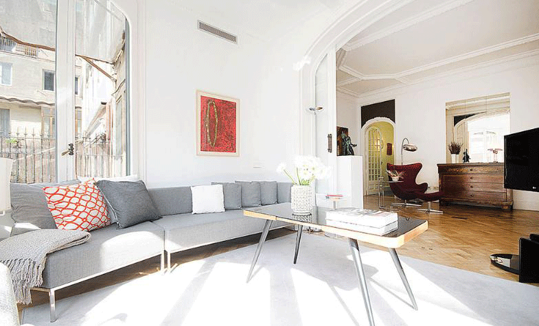 Luxury-Apartment-Barcelona-Serre-to-Salon