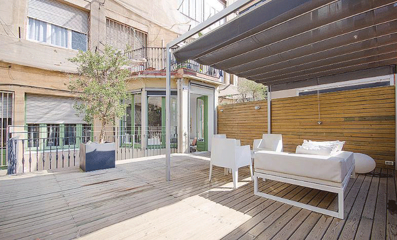 Luxury-Apartment-Barcelona-Terrace-4